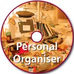 Personal Organiser Disc Label