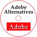 Adobe Alternatives Disc Label