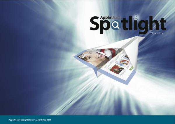 April/May 2011 Spotlight Cover