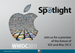 June 2011 AppleUsers Spotlight Cover