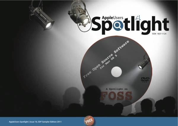 AppleUsers Spotlight FOSS Sampler Edition Cover